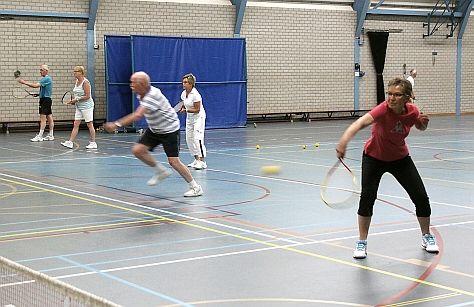 Dynamic Tennis